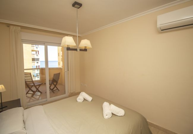 Apartamento en La Manga del Mar Menor - Dos dormitorios en primera línea de los dos mares