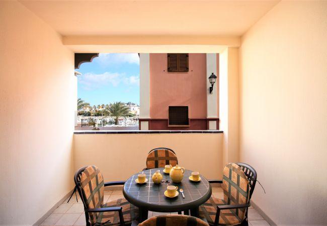 Apartamento en Cabo de Palos - Dos dormitorios en el corazón de Cabo de Palos