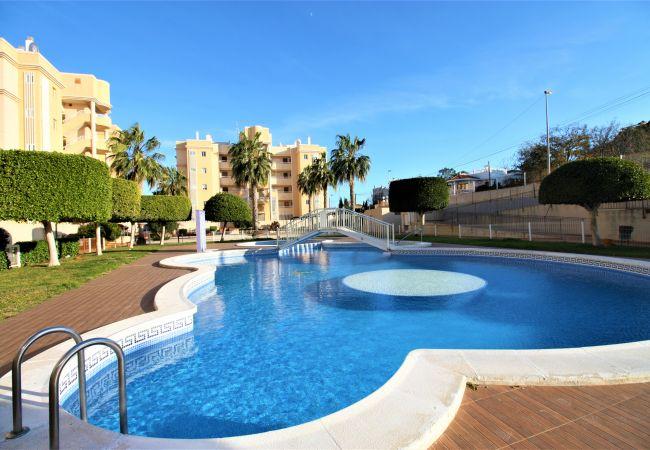 Apartamento en Cabo de Palos - Apartamento de dos dormitorios en Cala Flores