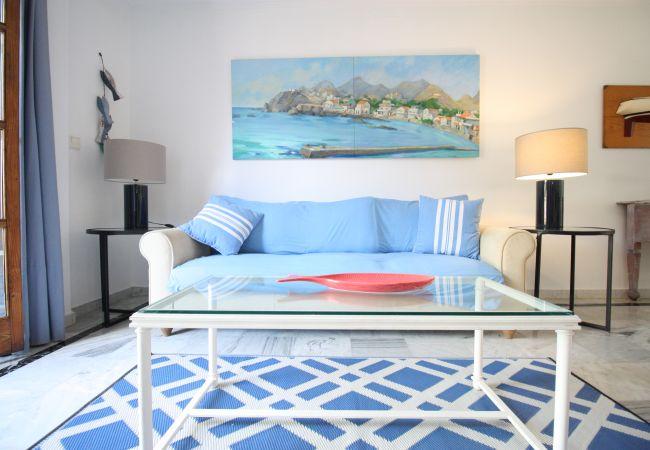 Apartamento en Cabo de Palos - Precioso bajo de dos dormitorios en el corazón de Cabo de Palos