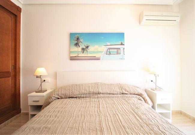 Apartamento en La Manga del Mar Menor - Moderno apartamento de un dormitorio a 50 metros de la playa