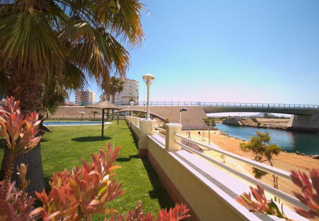 Apartamento en La Manga del Mar Menor - Acogedor apartamento de un dormitorio con preciosas vistas