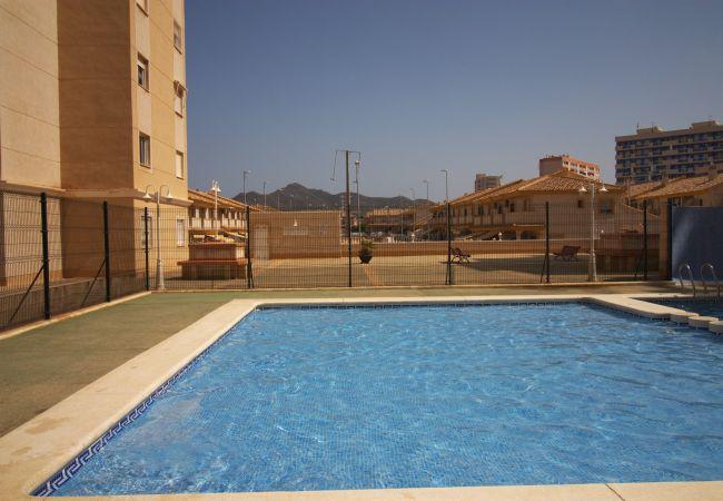 Apartamento en Playa Paraiso - Primera línea completamente equipado en Playa Paraíso