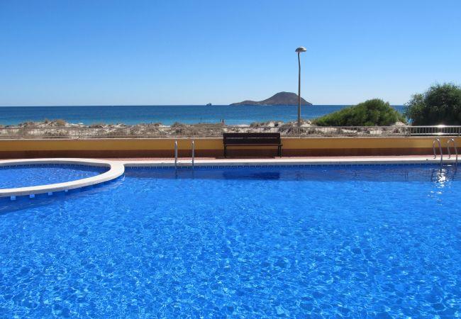 Apartment in La Manga del Mar Menor - Front line with stunning sea views!
