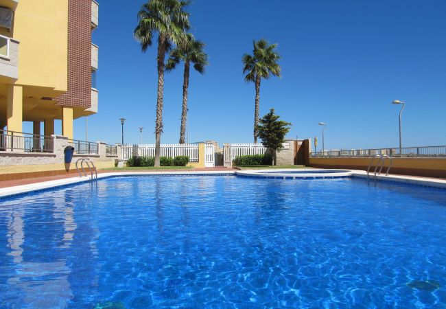 Apartment in La Manga del Mar Menor - Listen to the sound of the med with this brand new fronline property!