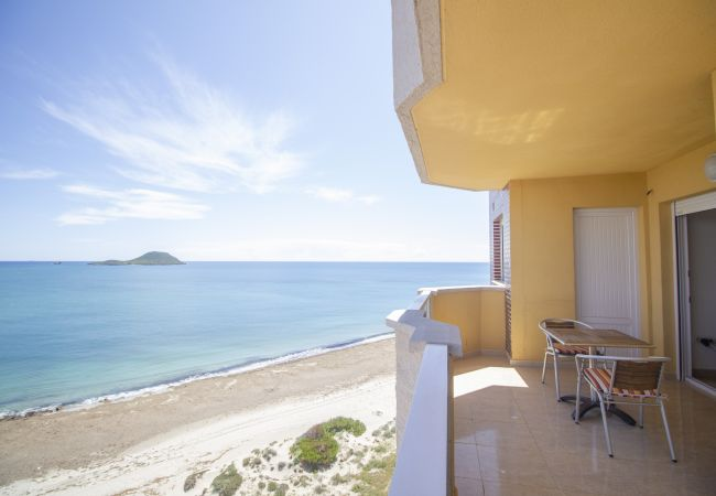Apartment in La Manga del Mar Menor - Superb penthouse perfectly located just steps from the beach...