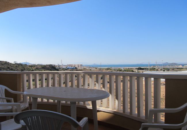 Apartment in Cabo de Palos - Just a short walk to the coves of Cala Flores