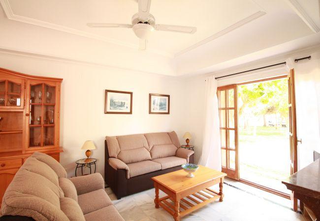 Apartment in Cabo de Palos - Beautiful 2 bedroom ground floor in La Bocana