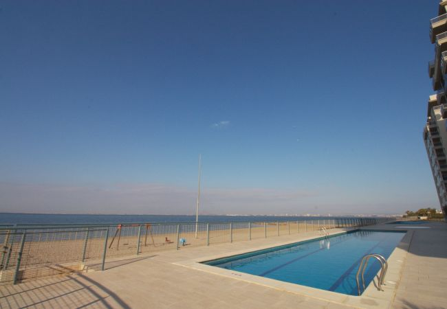 Apartment in La Manga del Mar Menor - Lovely apartment with sea views
