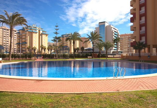 Apartment in La Manga del Mar Menor - Two bedroom in Los Miradores with beautiful views to the Canal